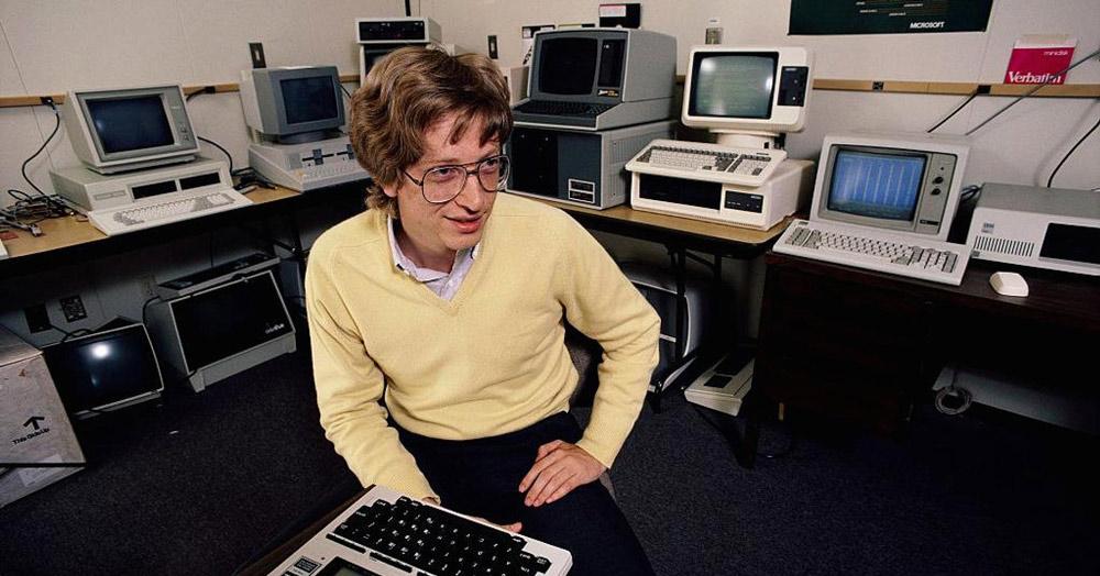 2 lời khuyên Bill Gates dành cho chính mình năm 19 tuổi - 1