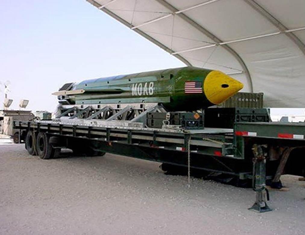 """Đây là lý do Trump dùng """"mẹ các loại bom"""" dọa Triều Tiên - 2"""