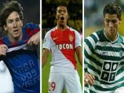 """Bóng đá - 18 tuổi: """"Henry mới"""" Mbappe cho Ronaldo, Messi """"hít khói"""""""