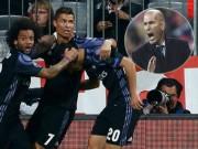 """Bóng đá - Real thời Zidane: """"Quái vật 2 mặt"""" & chuyện """"số đỏ"""""""
