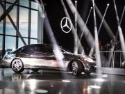 Tin tức ô tô - Mercedes-Benz S-Class 2018 lộ diện ở New York