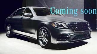 Mercedes-Benz S-Class 2018 lộ diện ở New York