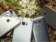 Dế sắp ra lò - Đọ camera giữa HTC U Ultra, Galaxy S7 Edge, iPhone 7 Plus và LG G6