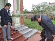 Tin tức trong ngày - Đại sứ Nhật Bản đến gia đình bé gái người Việt bị sát hại nói lời xin lỗi