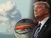 """Thế giới - Đây là lý do Trump dùng """"mẹ các loại bom"""" dọa Triều Tiên"""