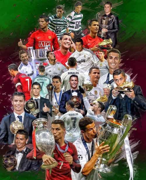 Ronaldo: 100 bàn và những kỷ lục không ai sánh kịp - 1