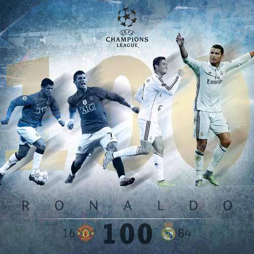 Ronaldo: 100 bàn và những kỷ lục không ai sánh kịp - 2