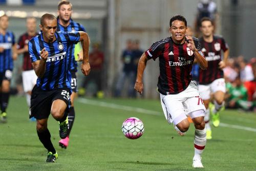 """Inter Milan - AC Milan: Thành Milano nghiêng ngả """"derby Trung Quốc"""" - 2"""