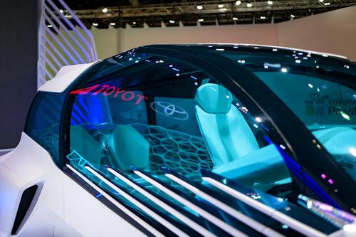 Toyota FCV Plus: Ô tô kiêm nguồn cấp điện dân dụng - 3