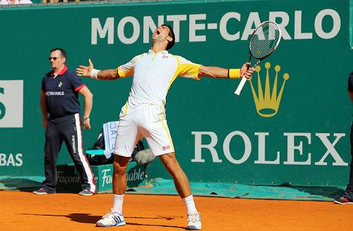 """Monte-Carlo & Djokovic: Nơi """"đại bàng"""" trở lại - 2"""