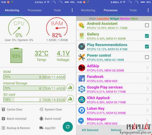 3 mẹo đơn giản giúp Android khởi động siêu tốc - 4