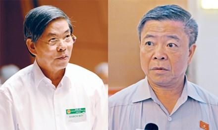 Ông Võ Kim Cự ký nhiều văn bản trái quy định trong dự án Formosa - 1