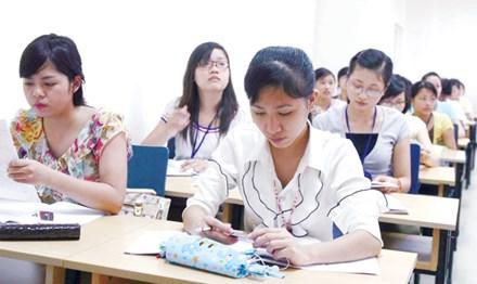Đại học ngoài công lập: Đòi bình đẳng với trường công - 1