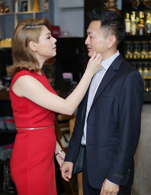 Trọn clip tình yêu mặn nồng của Thanh Thảo và bạn trai Việt kiều - 2