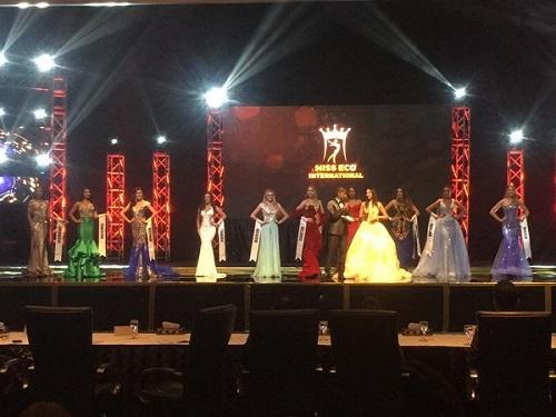 Bị tố thi chui, Nguyễn Thị Thành vẫn giành giải Á hậu - 1