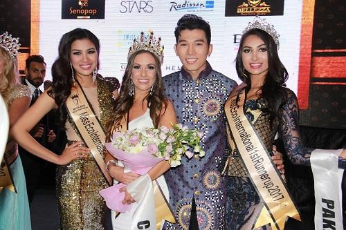 Bị tố thi chui, Nguyễn Thị Thành vẫn giành giải Á hậu - 4