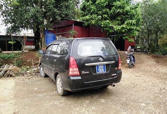 Kiểm tra 6 Phó giám đốc sở, cán bộ huyện lấy xe công đi lễ chùa - 2
