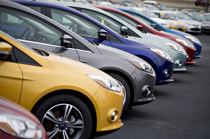 Tiêu thụ gần 65.000 xe ô tô trong 3 tháng đầu năm - 1