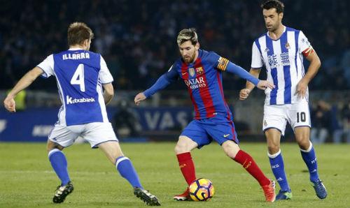 Barcelona – Sociedad: Coi chừng tai họa - 3