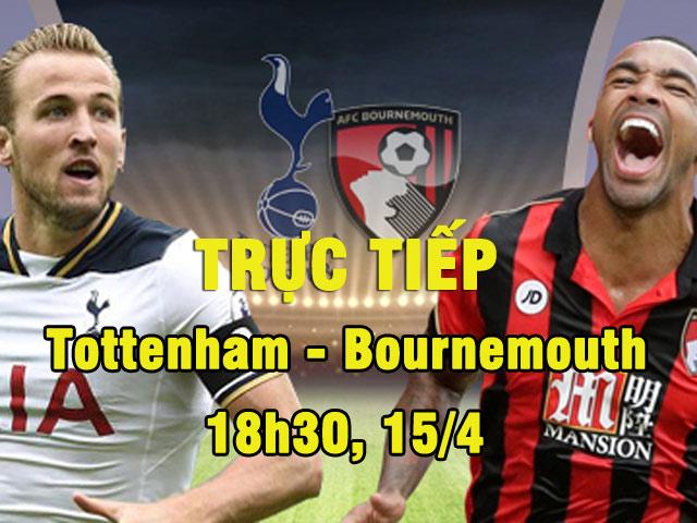 TRỰC TIẾP bóng đá Tottenham - Bournemouth: Chờ đợi Harry Kane