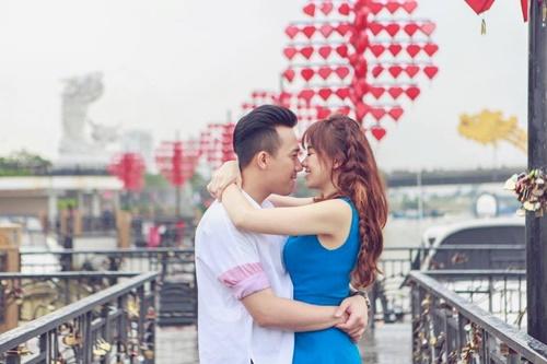 Thân hình đối lập sau 4 tháng cưới của vợ chồng Trấn Thành - 11