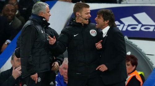 "MU: ""Judas"" Mourinho và mối hận với Chelsea, Conte - 2"