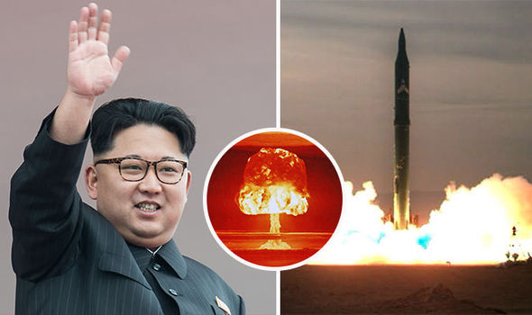 Ngày 15.4, Triều Tiên từng khiến Mỹ định dội bom hạt nhân - 1