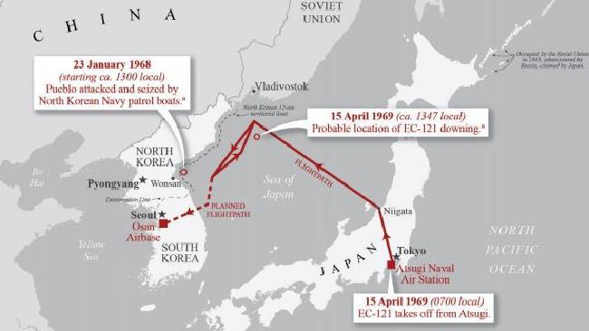 Ngày 15.4, Triều Tiên từng khiến Mỹ định dội bom hạt nhân - 3
