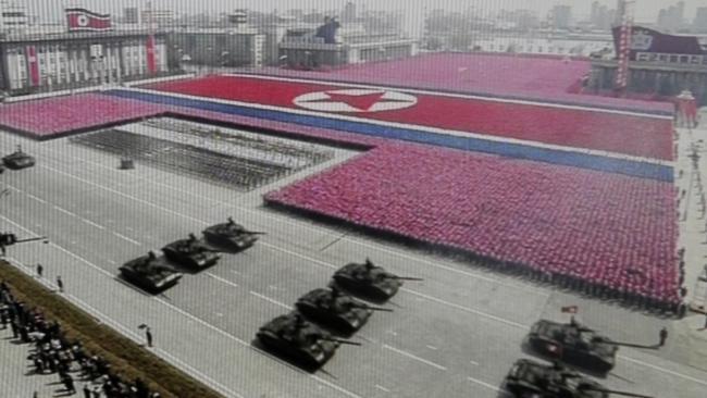 Ngày 15.4, Triều Tiên từng khiến Mỹ định dội bom hạt nhân - 4