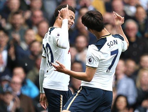 Tottenham - Bournemouth: Siêu tấn công 4 bàn thắng - 1
