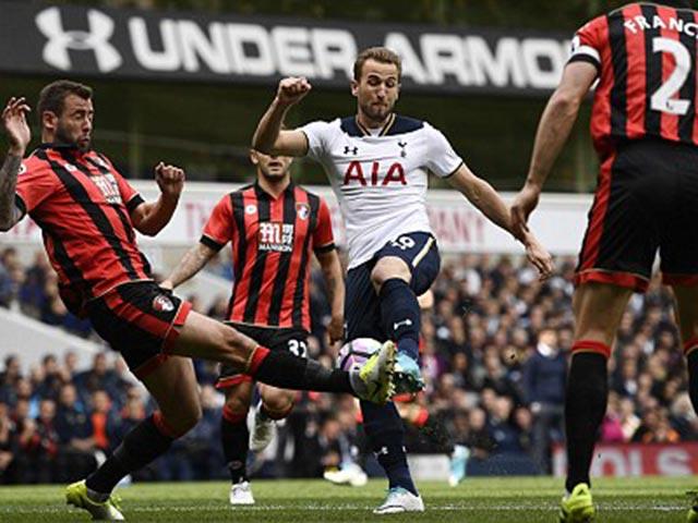 Tottenham - Bournemouth: Siêu tấn công 4 bàn thắng