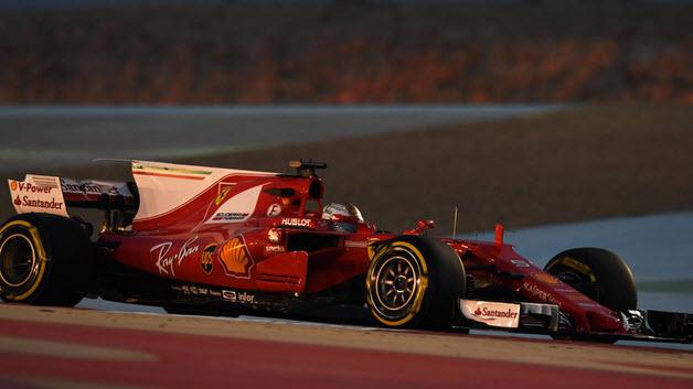 """Đua xe F1, chạy thử Bahrain GP: """"Cái tát"""" cảnh báo - 3"""
