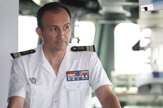 Pháp đưa tàu chiến tàng hình đến Việt Nam - 1