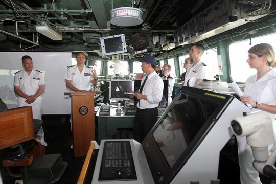 Pháp đưa tàu chiến tàng hình đến Việt Nam - 2