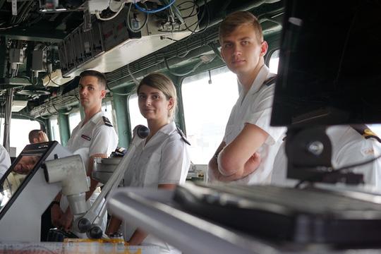 Pháp đưa tàu chiến tàng hình đến Việt Nam - 3