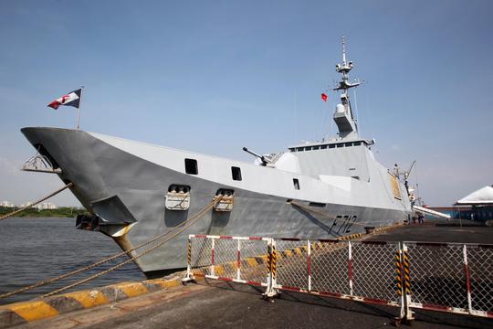 Pháp đưa tàu chiến tàng hình đến Việt Nam - 4