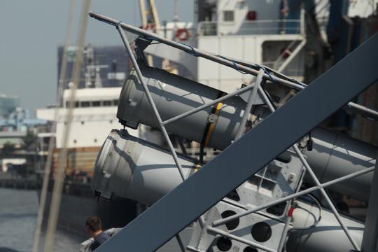 Pháp đưa tàu chiến tàng hình đến Việt Nam - 6
