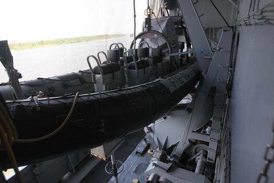 Pháp đưa tàu chiến tàng hình đến Việt Nam - 7