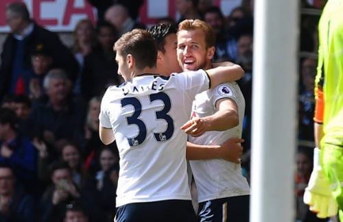 Tottenham - Bournemouth: Siêu tấn công 4 bàn thắng - 2