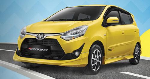 Toyota bất ngờ ra lò xe giá rẻ Agya chỉ 224 triệu đồng - 1