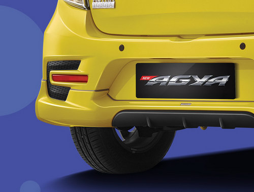 Toyota bất ngờ ra lò xe giá rẻ Agya chỉ 224 triệu đồng - 2