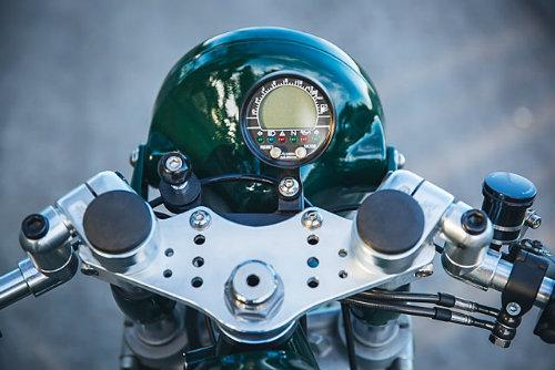 Ngất lịm trước vẻ đẹp BMW R100T độ cafe racer - 5