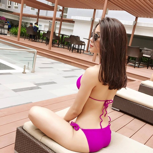 Nóng rực với mỹ nữ có dáng ngồi sexy nhất showbiz Việt - 8