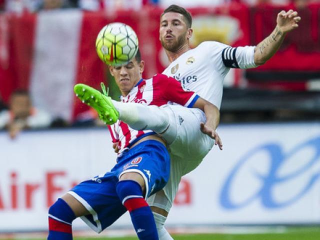 TRỰC TIẾP Gijon - Real Madrid: Cú sút xa vỡ òa (KT)