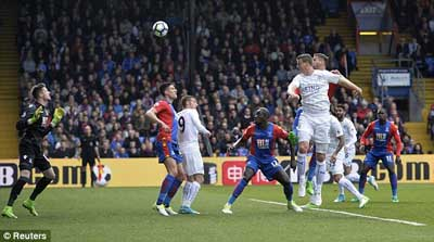 Chi tiết Crystal Palace – Leicester City: Những phút hồi hộp (KT) - 3