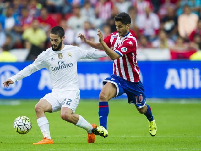 Gijon - Real Madrid: Vị cứu tinh và những tuyệt phẩm