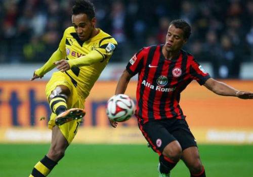 Dortmund - Frankfurt: Chóng mặt kỷ lục ghi bàn 121 giây - 1