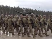 Thế giới - Nga-Mỹ đối đầu, Trump điều 900 quân gần Nga