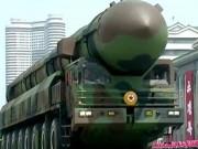 Thế giới - Triều Tiên khoe tên lửa đạn đạo tầm bắn bao phủ toàn Mỹ