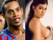 """Phim - Cô gái đánh bật dàn """"chân dài"""" vây quanh Ronaldinho là ai?"""